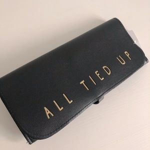 "NWT! ""All Tied Up"" Tech Organizer"